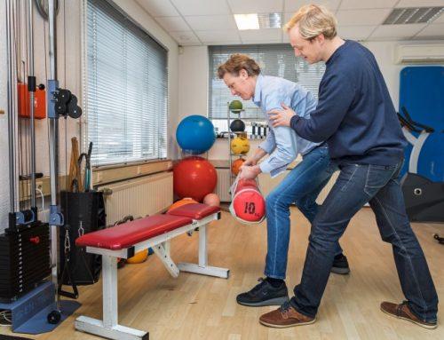 Een nieuw gezicht bij Tulkens Fysiotherapie: Arend Brandsma